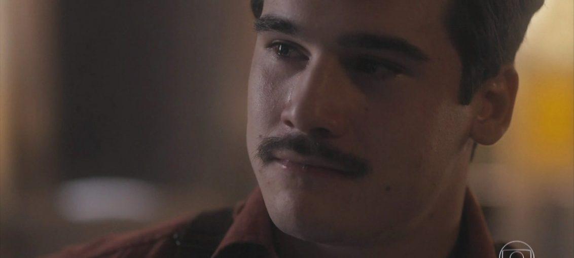 Alfredo (Nicolas Prattes) em Éramos Seis (Reprodução / TV Globo)