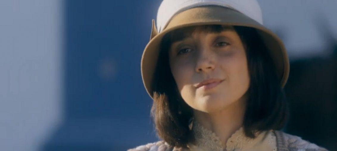 Clotilde (Simone Spoladore) em Éramos Seis (Reprodução / TV Globo)