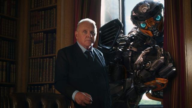 Tela Quente Exibe O Filme Transformers O último Cavaleiro