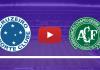 Cruzeiro x Chapecoense