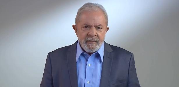 Lula ataca bolsonaro