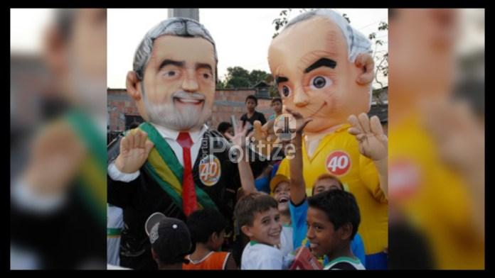 Serafim aliado de Lula