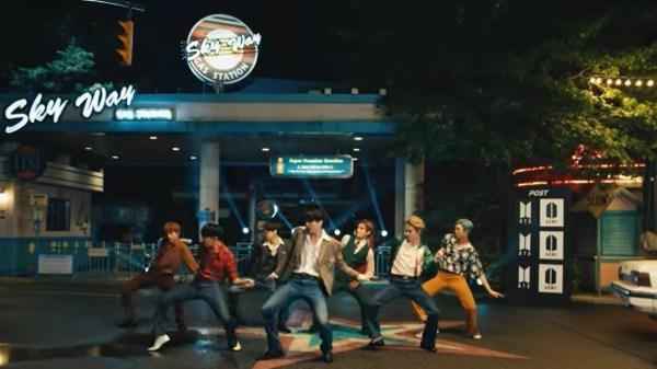 "BTS performa seu novo single ""Dynamite"" no ""America's Got Talent"""
