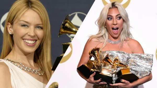 """Kylie Minogue revela desejo de colaborar com cantoras e cita Lady Gaga: """"Eu sou uma grande fã da Gaga"""""""