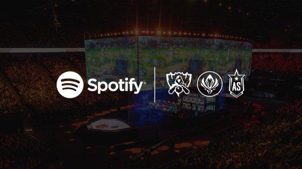 """Spotify lança parceria com o jogo, """"League Of Legends"""""""