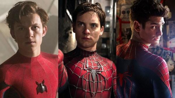 Tobey Maguire e Andrew Garfield aparecerão em 'Homem-Aranha 3', diz rumor