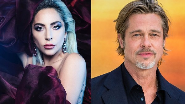 "Lady Gaga e Brad Pitt estarão no elenco do filme de ação ""Bullet Train"", afirma site"