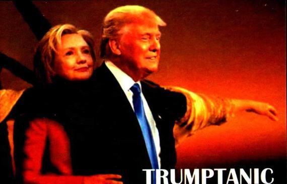 """Americanos elegem música do """"Titanic"""" como tema da campanha presidencial de Donald Trump"""