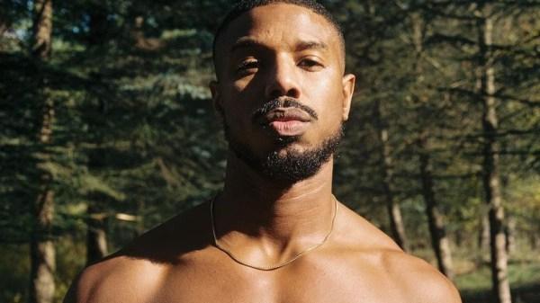 Após ser eleito o homem mais sexy de 2020, nude de Michael B. Jordan viraliza na web