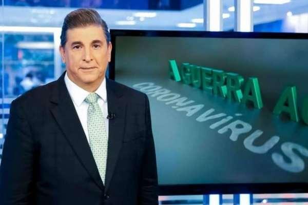 Após 14 anos, Carlos Nascimento não tem contrato renovado com SBT