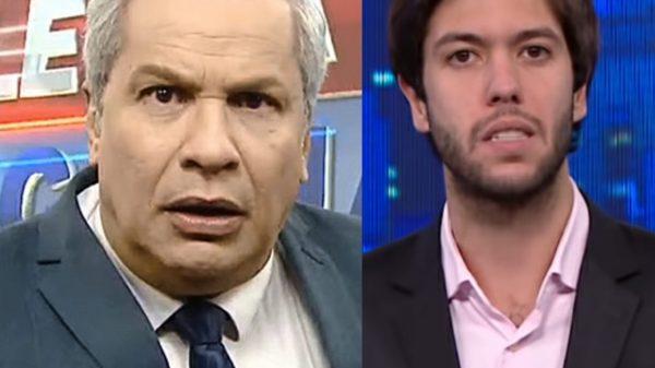 """Sikêra Jr. revela contratação de Caio Coppolla pela RedeTV! e xinga imprensa: """"Cheiradores de pó"""""""