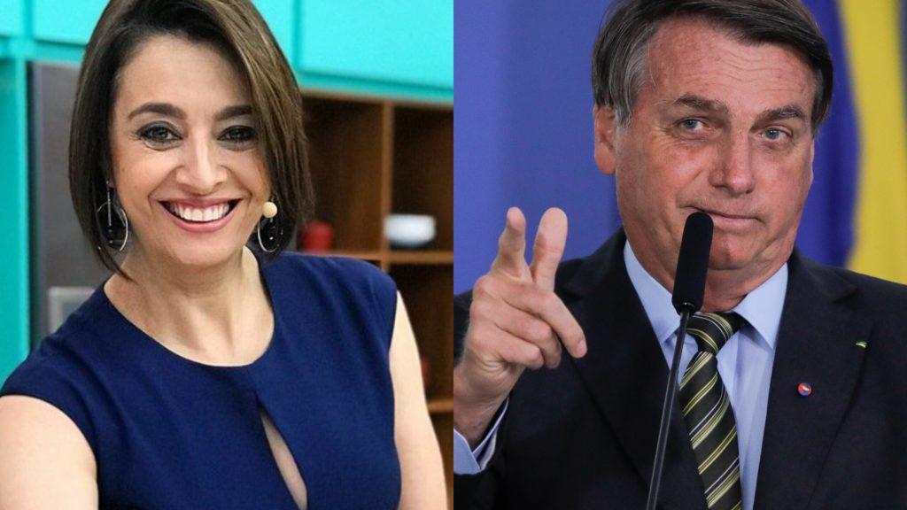 """Cátia Fonseca compara o Brasil com o Titanic e chama Bolsonaro de """"Zé Mané"""""""