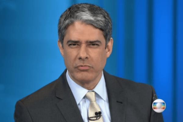 """audiência Mulher de William Bonner entrega que ele assiste Big Brother Brasil: """"Adora"""" globo"""