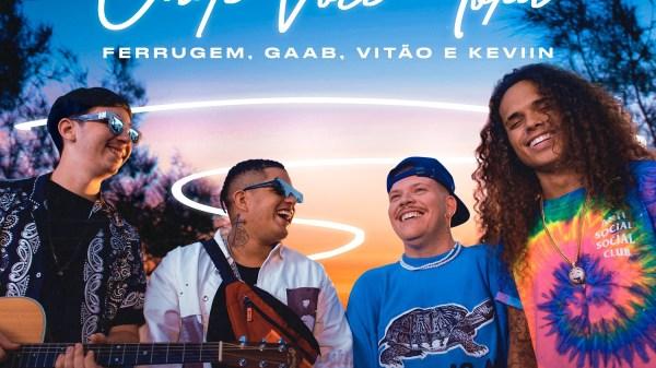 """Letra de """"Onde Você Mora"""" - Vitão, Ferrugem e Gaab"""