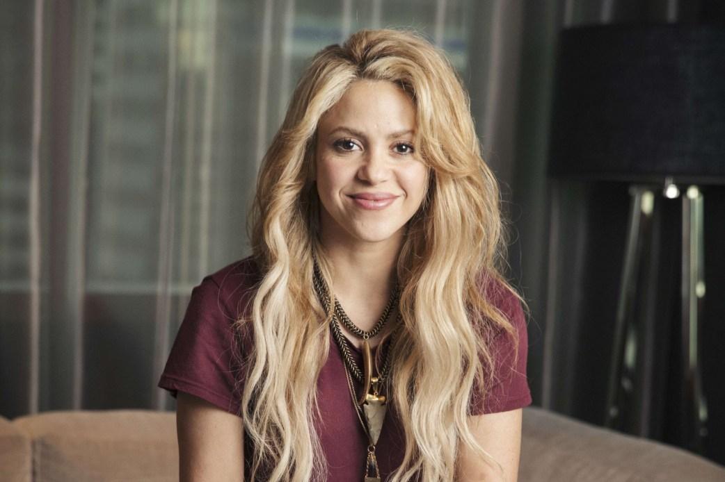 Shakira-impostos