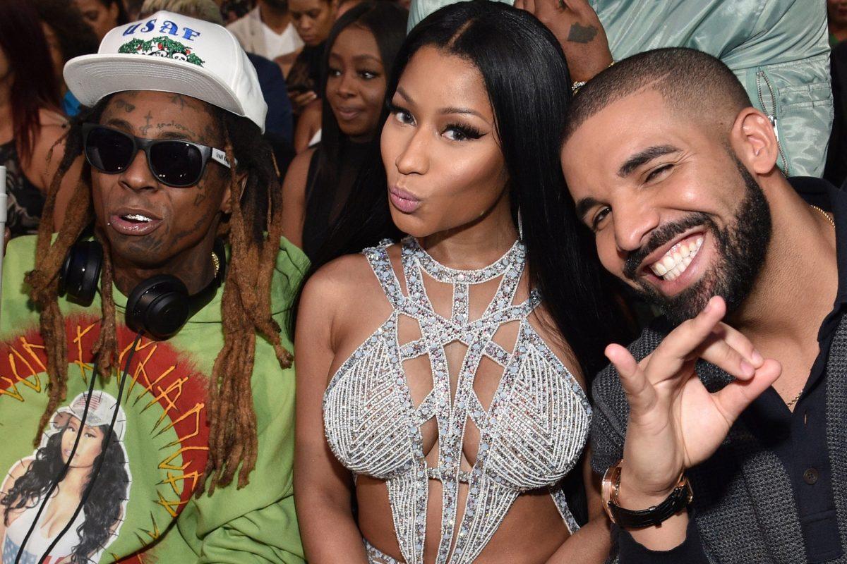Nicki Minaj feat. Drake Lil Wayne