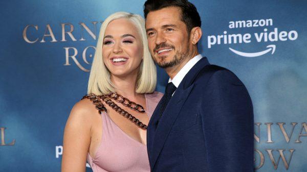 Katy Perry e Orlando Bloom - Imagem: Getty