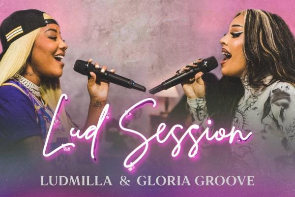 Ludmilla convida Gloria Groove
