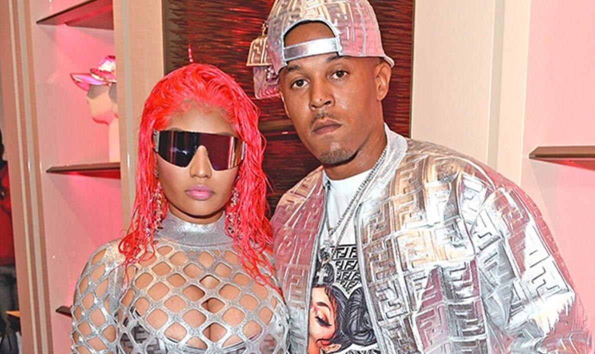 Marido de Nicki Minaj faz acordo por não se registrar como agressor sexual