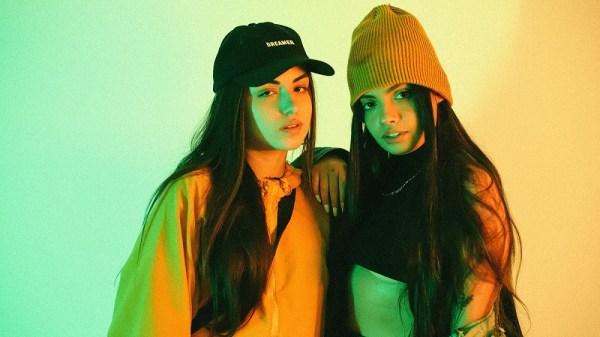 Marcela Veiga e Carol - Foto: Gabriel Martins