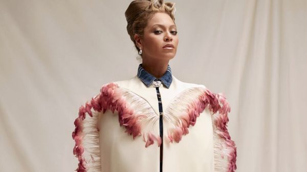 Beyoncé para Harper's Bazaar- Foto: Reprodução