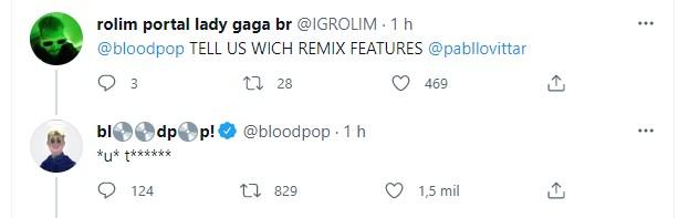pabllo vittar remixes lady gaga