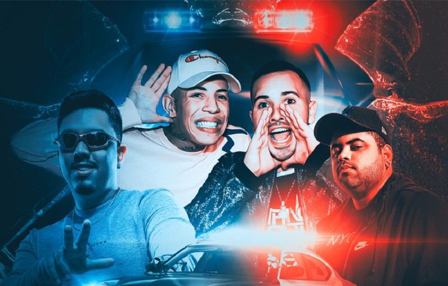 MC G15, Batidão Stronda, MC Don Juan e DG