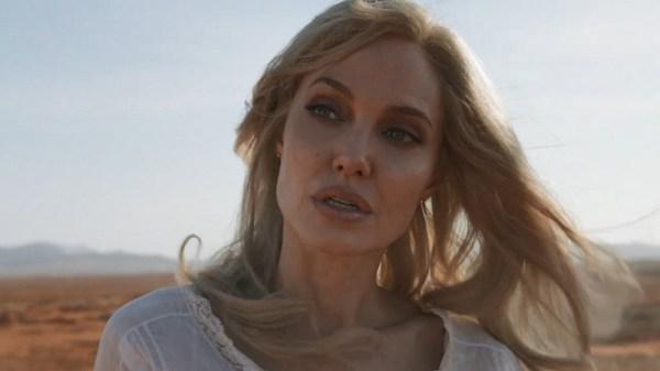 Angelina Jolie marvel eternos