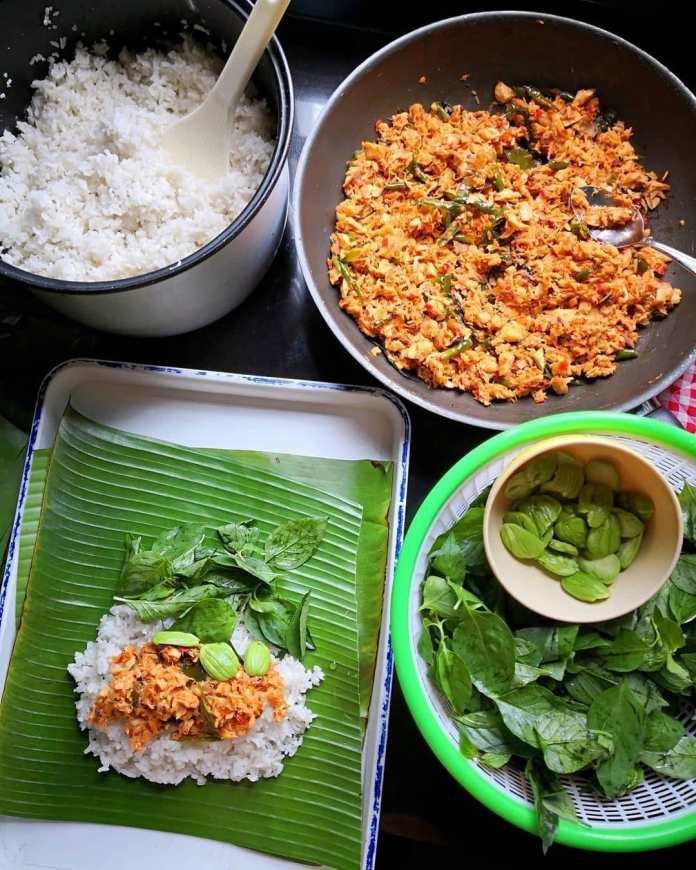 Info kuliner Menu Sehari Hari Ala @maybelin ma Met siang mantemanmet maksi