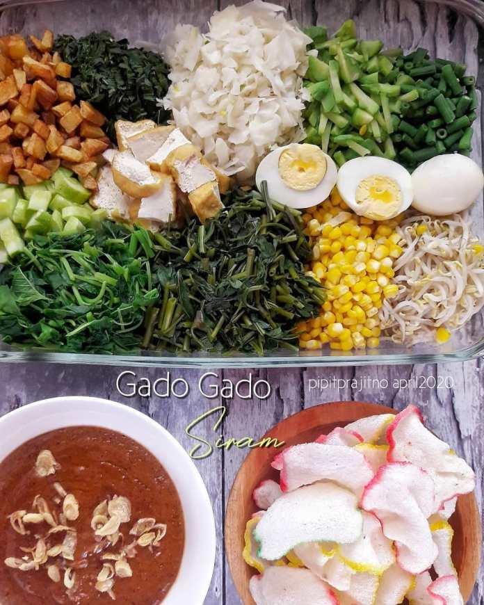 Info kuliner Menu Sehari Hari Ala @pipitprajitno Asallamualaikum Selamat sore foodies