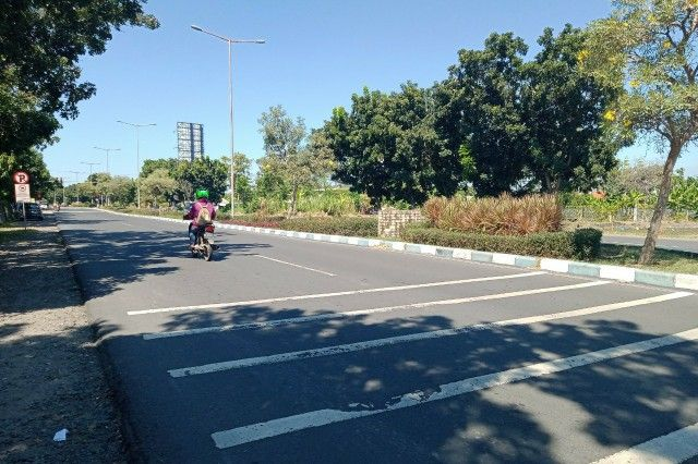 Kejar Pelaku Penusukan di Bypass Juanda, Polisi Periksa 4 Saksi
