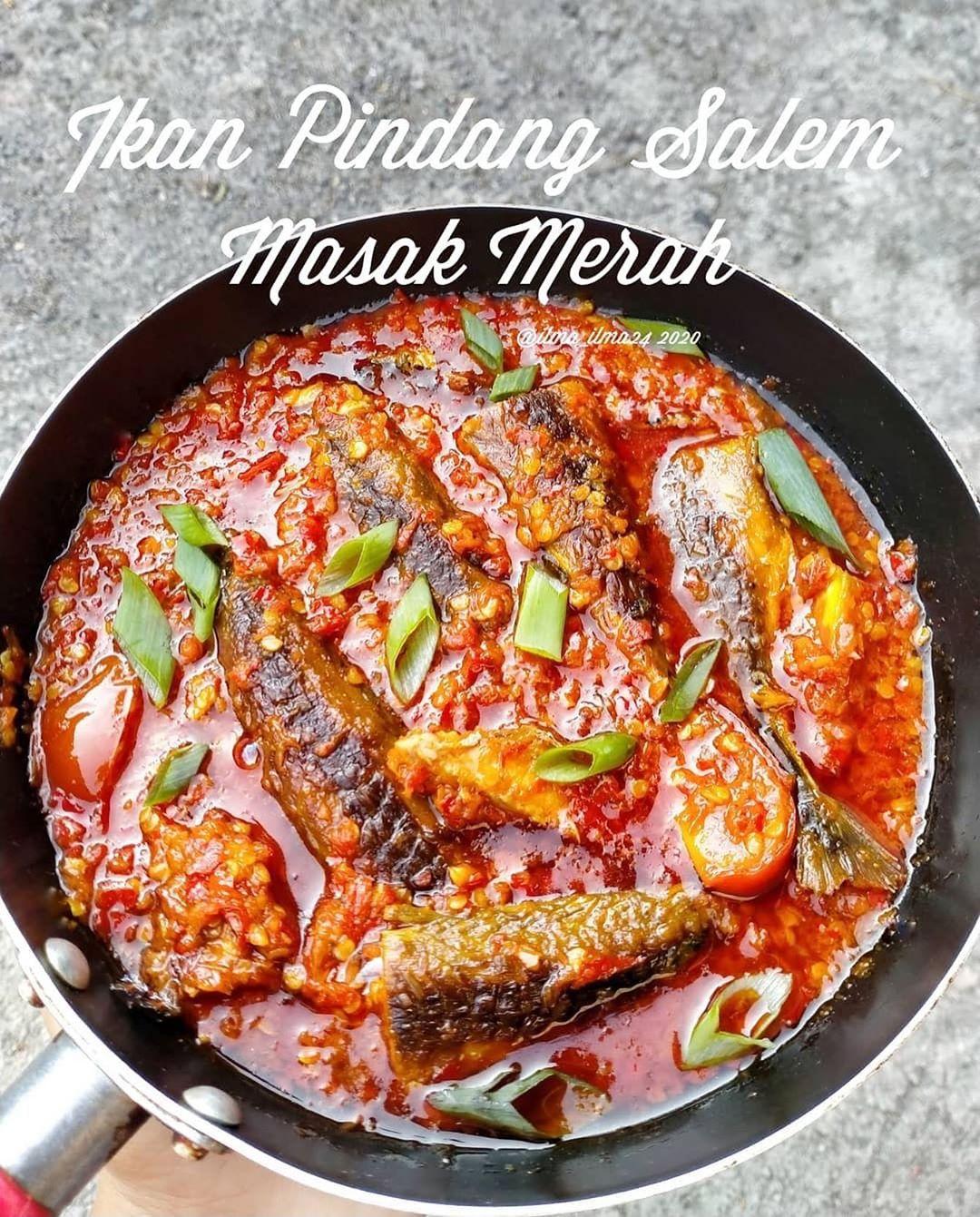 Masak Ikan Pindang : masak, pindang, Posted, @withregram, @ilma_ilma24, PINDANG, SALEM, MASAK, MERAH, By.@ilma_ilma2..., Portal, Berita, Sidoarjo