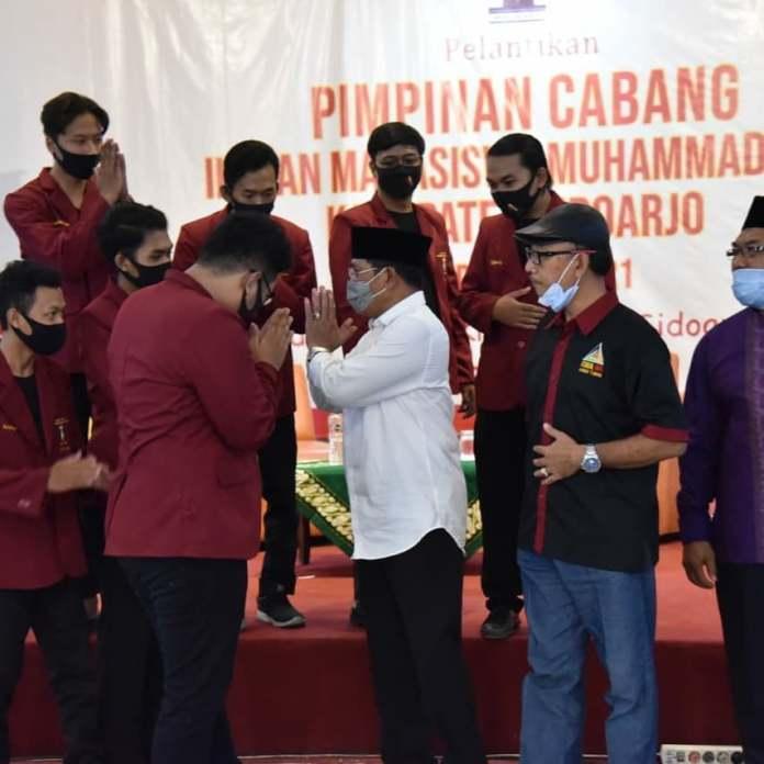 1603482875 712 Pemuda Muhammadiyah Diajak Ikut Membangun Kab