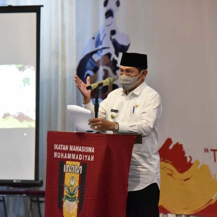 1603482876 846 Pemuda Muhammadiyah Diajak Ikut Membangun Kab