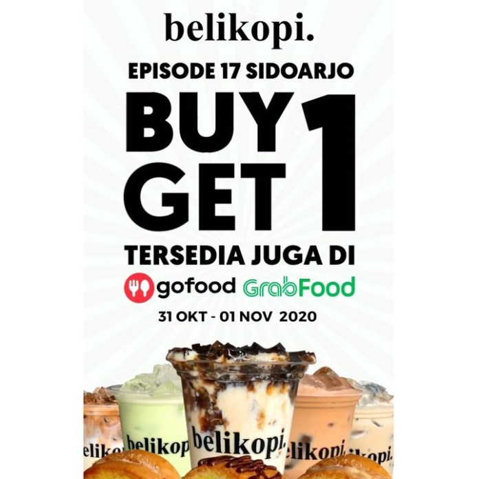 1604060750 316 NOW OPEN belikopi Episode 17 Sidoarjo @belikopibarukamu
