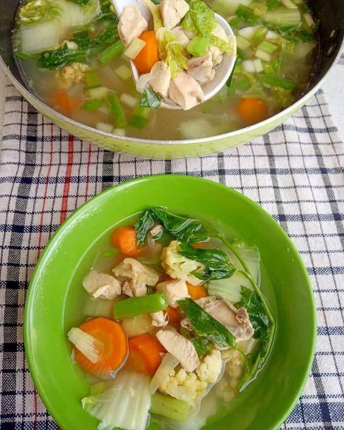 1604130512 73 Info kuliner Menu Sehari Hari Ala @agustinartisandy Ayowes maem sek gaaeeesss