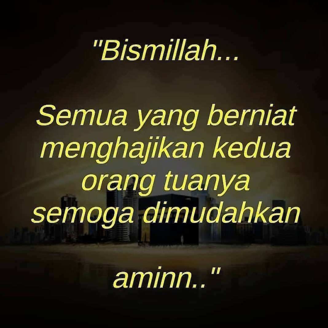 .  Kabulkanlah ya Allah... Aamiin... ...