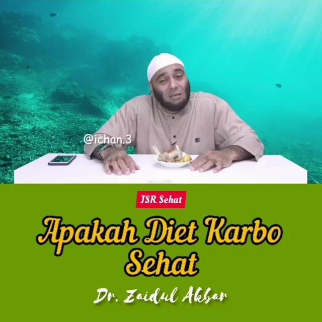 Diet karbo sehat? . . credit : @ichan.3  #sehatberkah #sehatituberkah #sehatbaha...