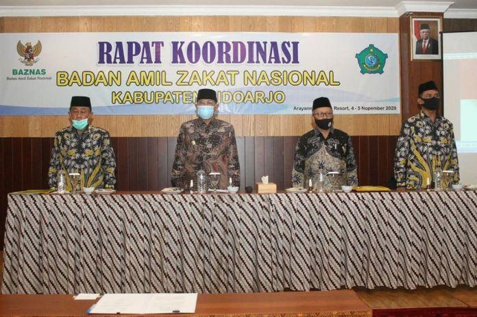1604636784 743 Potensi Zakat di Kabupaten Sidoarjo Sangat Be