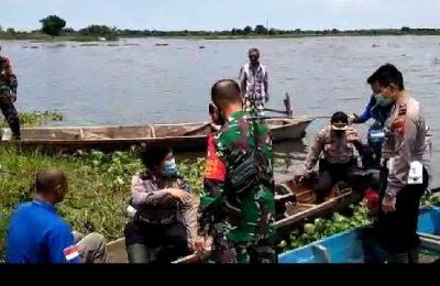 AJPB bersama Aqua dan Indolakto beri bantuan Korban Banjir di Bangil