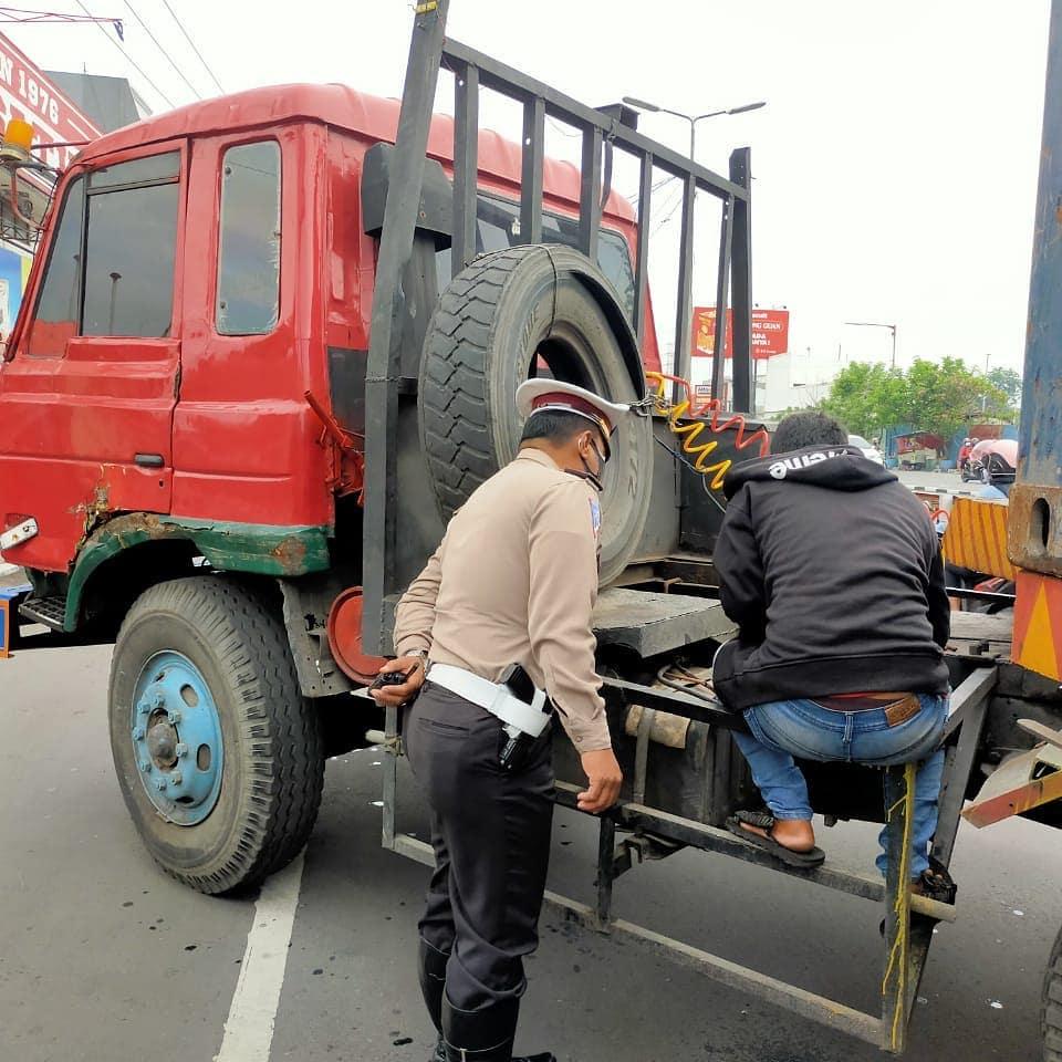 INFO TERKINI LALULINTAS SIDOARJO Sidoarjo 021120 update terkini ada truck