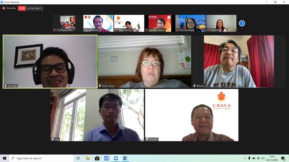 IRMU 2020, Kolaborasikan Peneliti Indonesia dan Luar Negeri