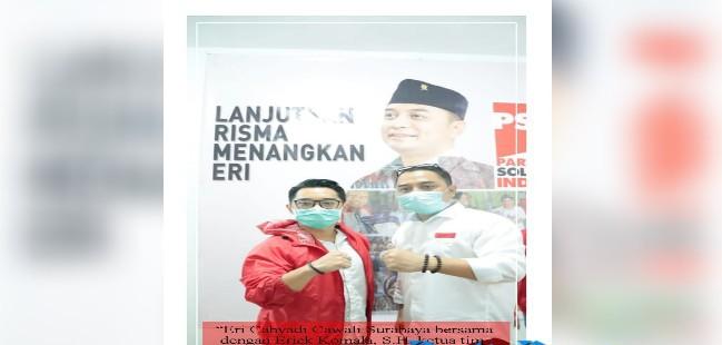 Kampanye di masa pandemi, PSI Sangat Ketat Menerapkan Protokol Kesehatan