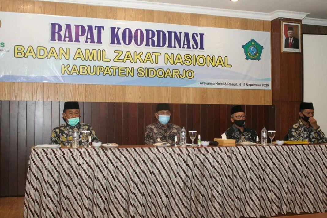 Potensi Zakat di Kabupaten Sidoarjo Sangat Be...