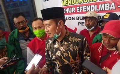 Relawan Jokowi dan petani hutan di Lamongan dukung Paslon Yes-Bro optimis menang