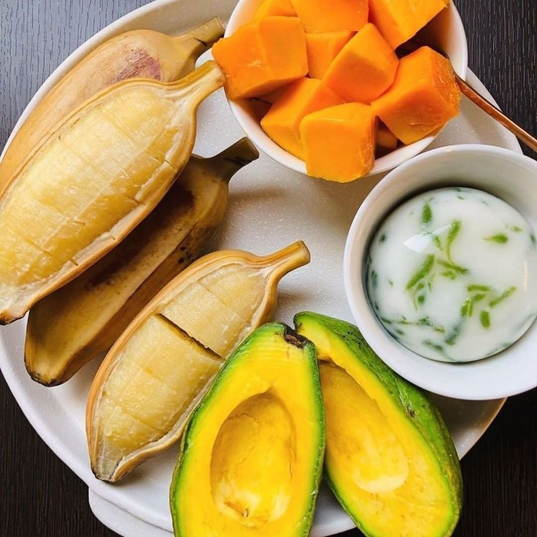 Info sehat, … Selamat pagi. Sarapan sehat kaya serat serta vitamin Pilih yang mana ?   1. Pisang kep…