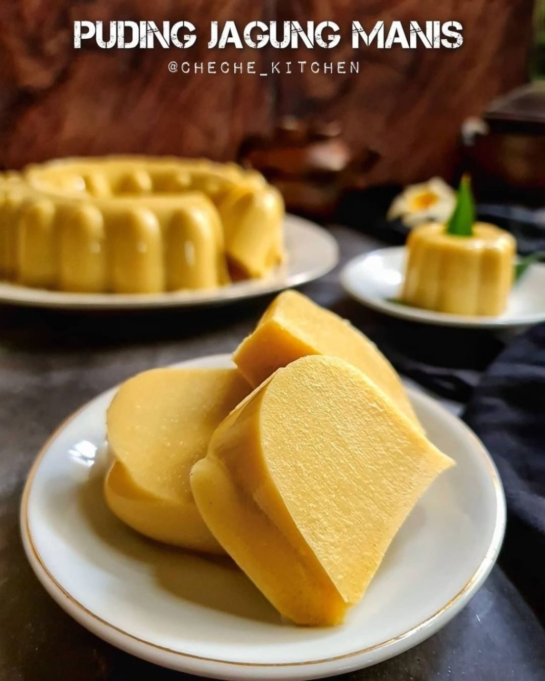 Info kuliner, Cocok nih untuk takjil buka puasa, puding jagung manis! Cobain yuk!  BAHAN : 1 Kg jagung manis t…