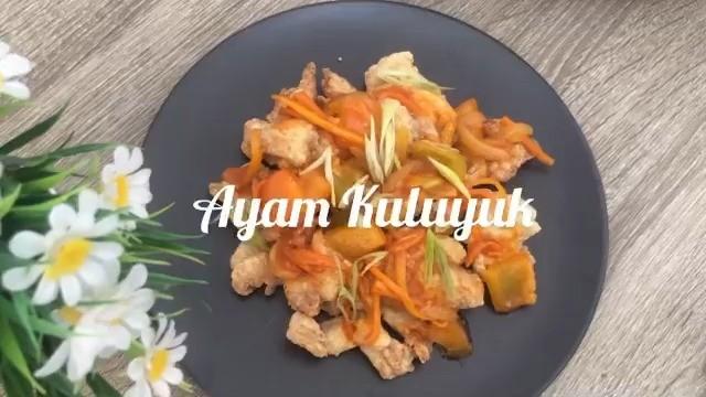 Info kuliner, Ide masakan untuk buka puasa nanti nih, asem manis endul bgt!  Cr : @dii_adelia…