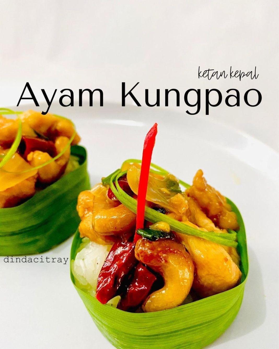 Info kuliner, Ayam Kungpao Kesukaan siapa nihh ayam kungpo? Gausa jauh jauh beli ke resto dehh  Ketan Kepal: …