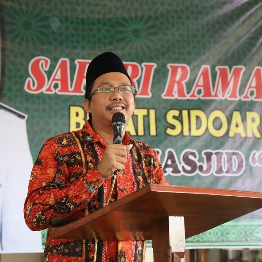 Bupati Gus Muhdlor setujui Sholat Idul Fitri di Masjid serta Mushola  KOMINFO, Sidoarjo – Pem…